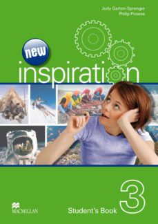 Portada de New Inspiration 3 Secondary Student S Book