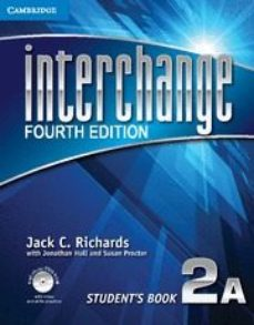 Portada de Interchange Level 2 Student S Book A With Self-study Dvd-rom And Online Workbook A Pack 4th Edition