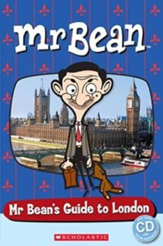 Portada de Mr Bean S Guide To London (book + Cd)