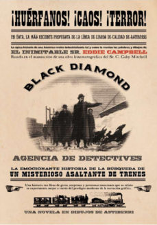 Portada de Agencia De Detectives Black Diamond