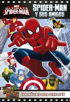 Portada de Ultimate Spiderman. Spiderman Y Sus Amigos