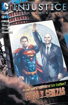 Portada de Injustice: Gods Among Us 8