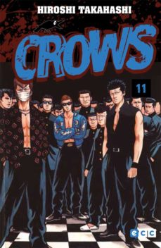Portada de Crows Num. 11