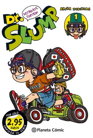 Portada de Ps Dr.slump Nº01 2,95