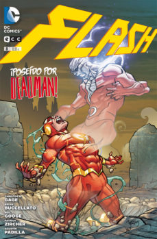 Portada de Flash Nº 08 (2ª Ed.)