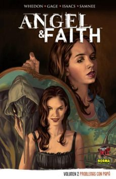 Portada de Angel Y Faith 2: Problemas Con Papa