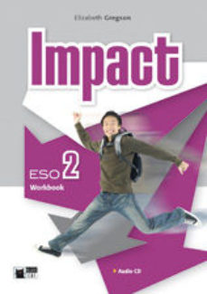 Portada de Impact 2º Eso  Workbook And Audio Cd