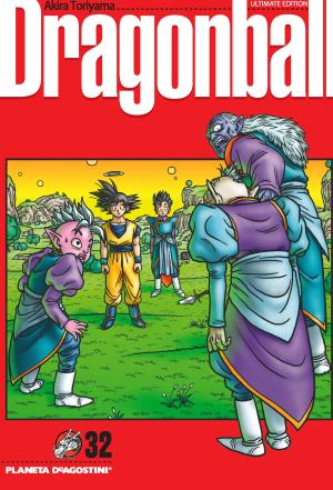 Libro Dragon Ball Nº32/34 en PDF