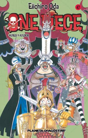 Libro One Piece Nº 47 en PDF