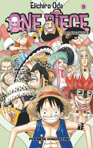Libro One Piece Nº 51 en PDF