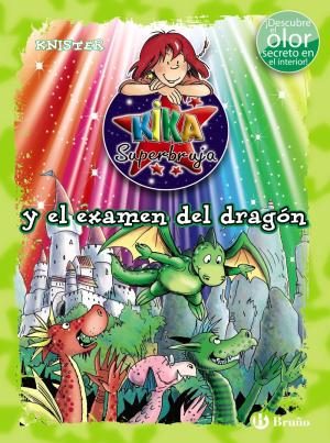 Portada de Kika Superbruja Y El Examen Del Dragon (ed. Color)