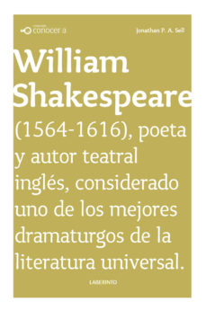 Portada de Conocer A: William Shakespeare