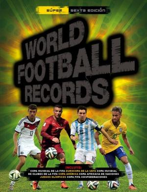 Portada de World Football Records 2015