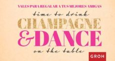 Portada de Time To Drink Champagne & Dance On The Table