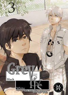 Portada de Grey Is Vol. 3
