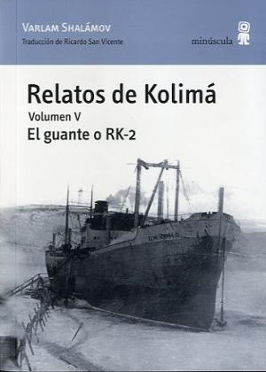 Portada de Relatos De Kolima (vol. 5)