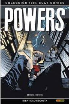Portada de Powers: Identidad Secreta