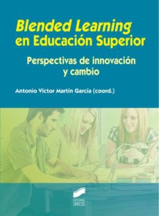 Portada de Blended Learning En Educacion Superior